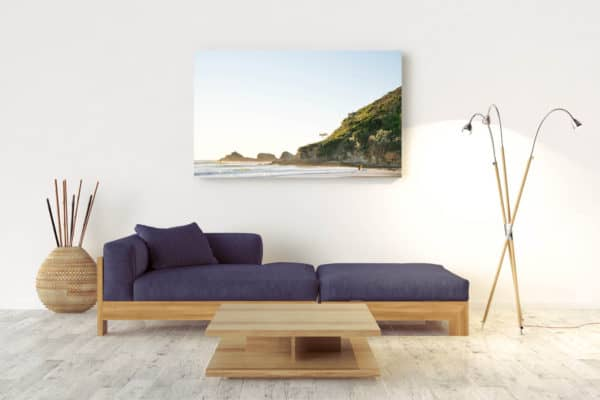 Broken Head Sunrise Surf | Byron Bay - Acrylic Wall Mount
