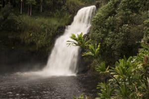 Kulaniapia Falls, Island of Hawaii