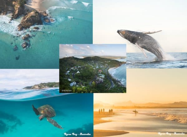 Craig Parry Photography Byron Bay Greeting Cards Five Pack