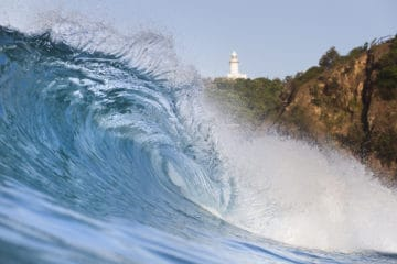 Lighthouse Wave | Byron Bay