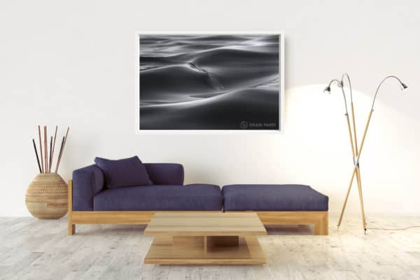 Surface Tension | Byron Bay - Box Frame (White) - No Border