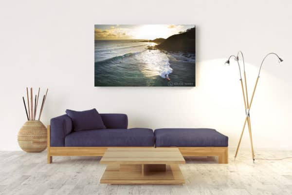 Wategos | Byron Bay - Acrylic Wall Mount